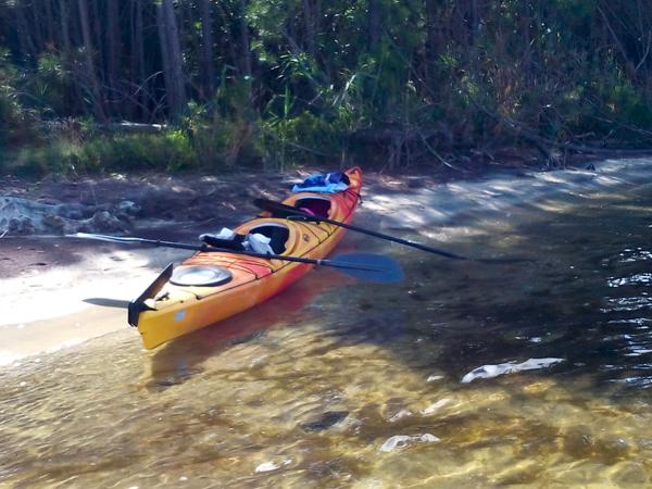 Notre kayak